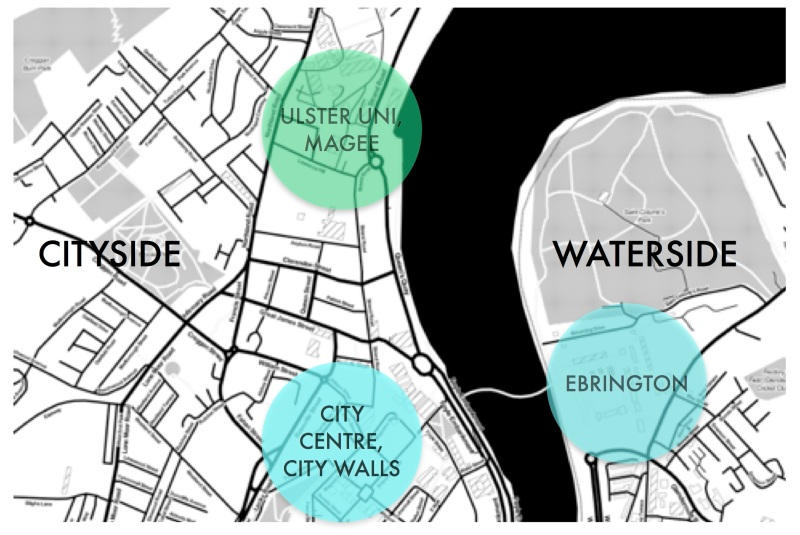 Derry map 1